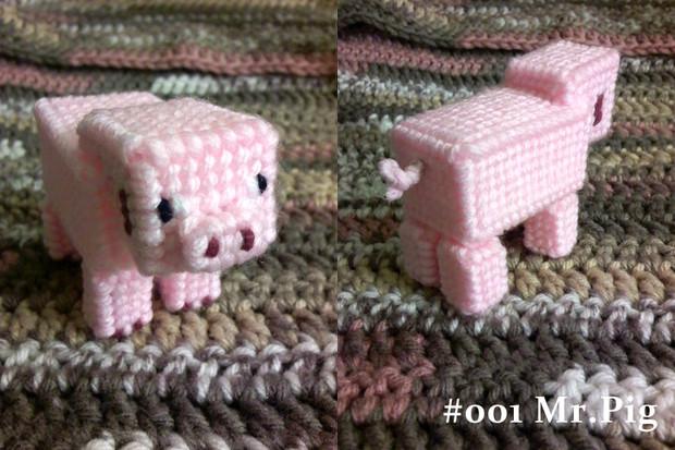 #001 Mr.Pig