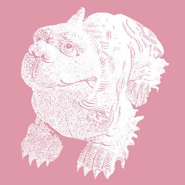 海駝~水を司る瑞獣~念佛宗(念仏宗無量寿寺)総本山 仏教美術
