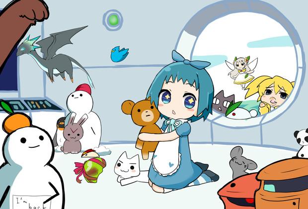 Alice in her room ~みんなといっしょ~