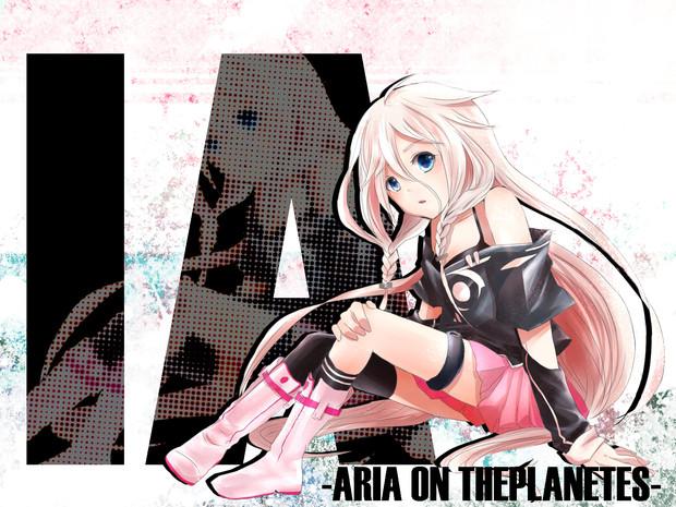 IA -ARIA ON THE PLANETES-
