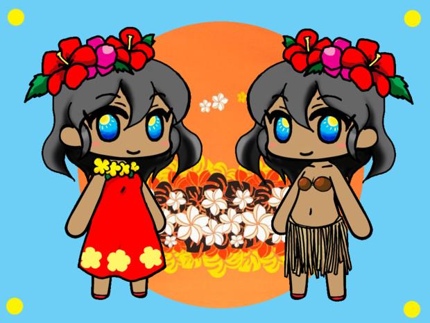 ハワイアンちゃん