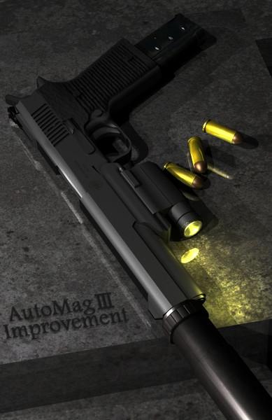 AUTOMAG III improvement