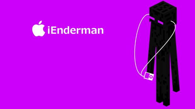 iPod風エンダーマン