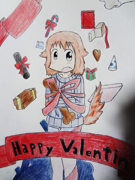 バレンタイン!