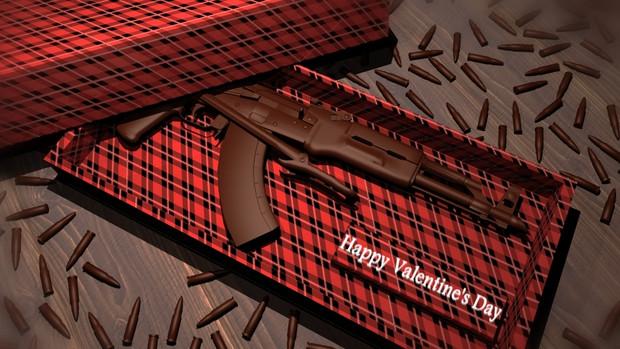 Valentine's AK
