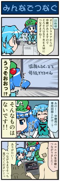 がんばれ小傘さん 456