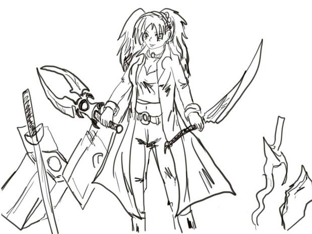 最強の剣姫
