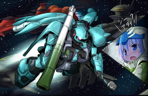 MS-06HM 初音ザク