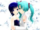 Jade and sapphire