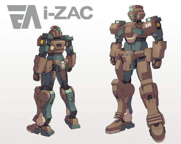 オリジナルMS i-ZAC