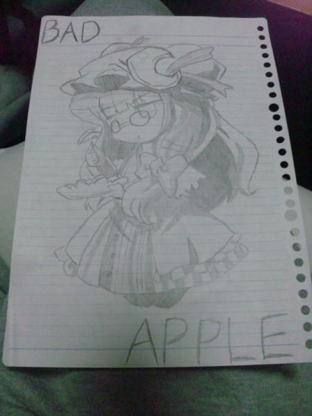 BAD APPLE!!