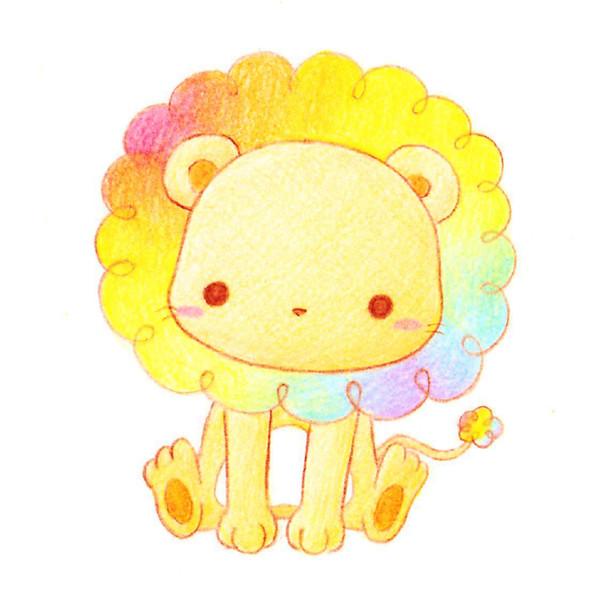 虹色ライオンオリキャラ シャル さんのイラスト ニコニコ静画
