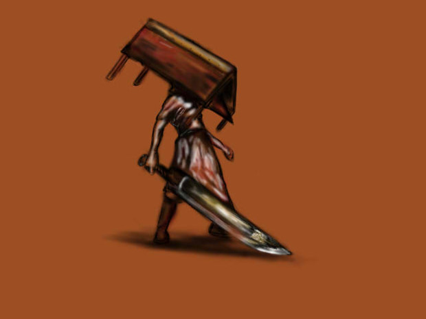 【△様】自画像【三角木馬】