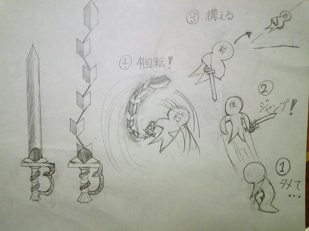ソードアート:スネーク・ソード&エアリアル・スクリュー