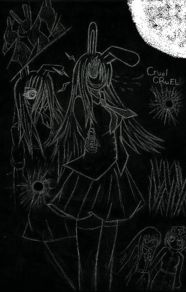 Cruel CRuEL 黒