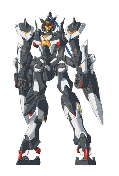 MG風 GNF-01XW グラハムガンダム