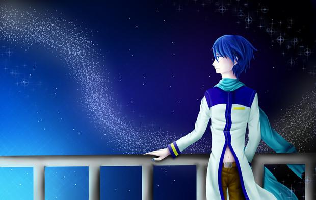 星空を眺めて・・・