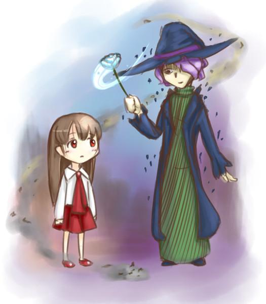 魔法使いギャリー