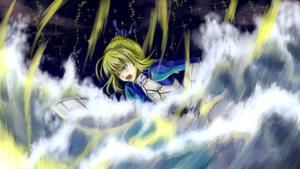 【Fate/Zero】未遠川血戦【セイバー】