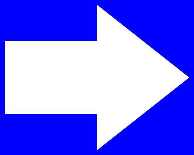 矢印(右)