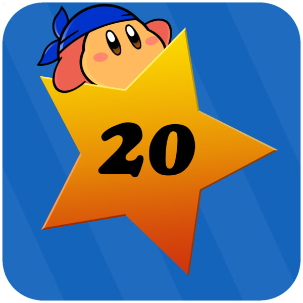 Congrats on Kirby 20☆ anniv! その3