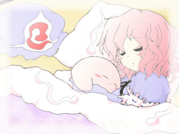 桃色睡眠欲