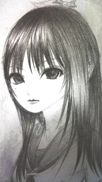 残 像 の 少 女