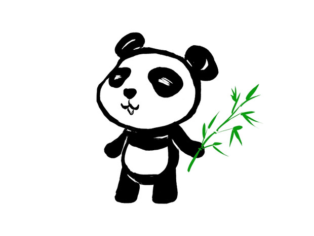 ゆるパンダ