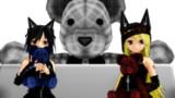 【MMD-OMF2】くまどりさんver1.00【琥沙郎モデル】