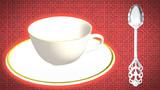【MMD-OMF2】ティーカップ&スプーン