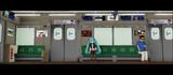 【MMD-OMF2】例の通勤電車