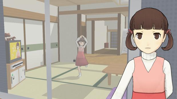 【MMD-OMF2】堂島菜々子(オマケ付き)