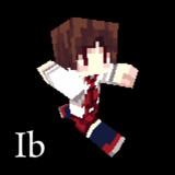 【マイクラスキン】Ib-イブ
