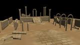 【OMF2】神殿跡っぽいステージ