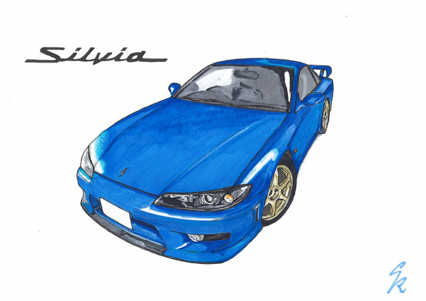 S15 SILVIA spec.R AERO