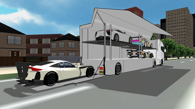 【MMD】4台納車