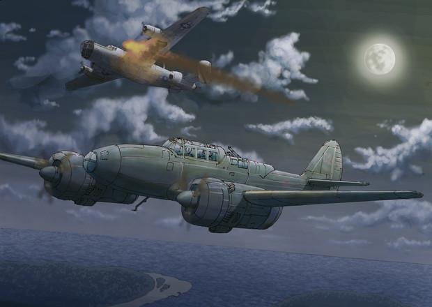 我、撃墜2 / エアラ さんのイラ...