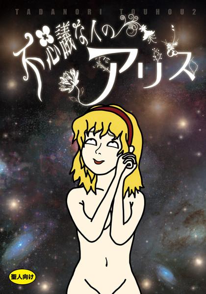 【例大祭9新刊!】不思議な人のアリス【聖人向け】