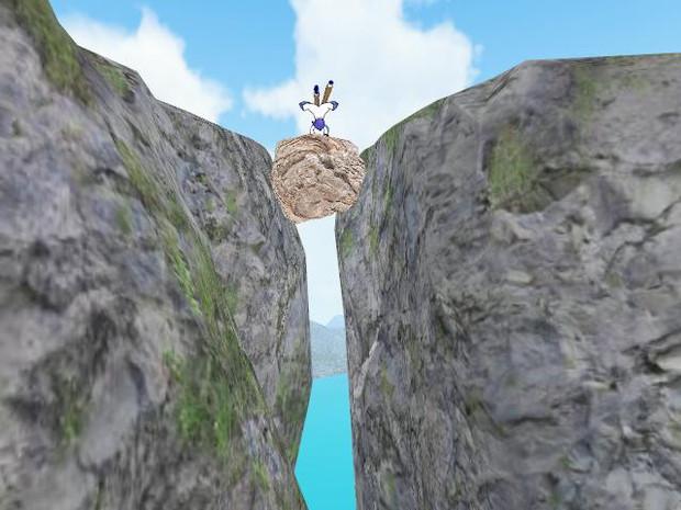 【MMD-OMF2遅刻】崖間の岩ステージ