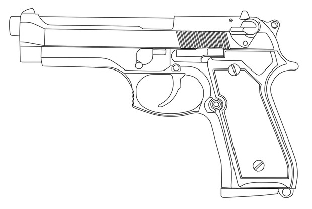 M92F 線画