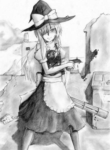 その魔女、最強につき