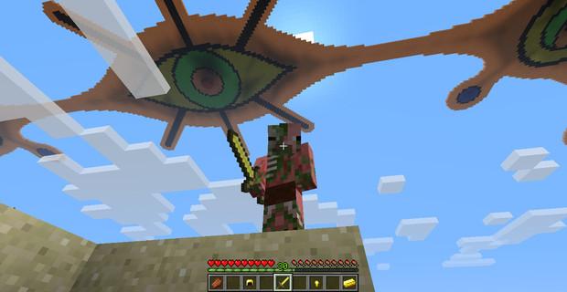 【Minecraft】 第10使徒 サハクィエル