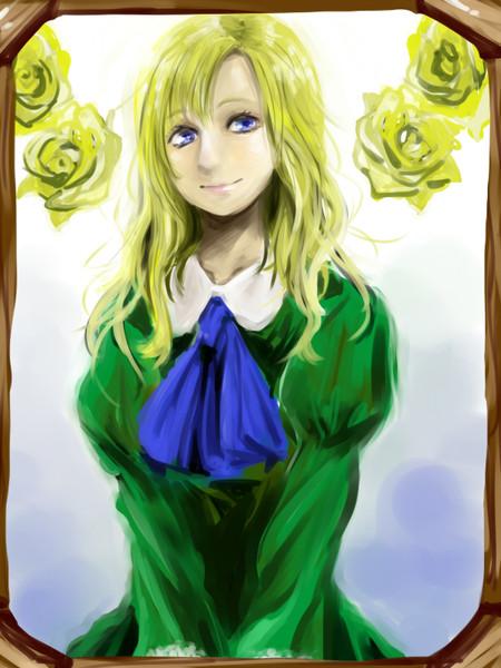 メアリーの肖像