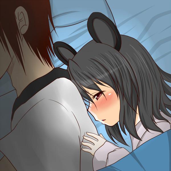 ナズのドキドキ添い寝