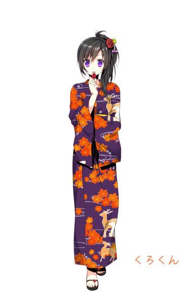 くろくん【niko the 夏祭り~燃え上がれSummerFestival】