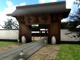 命蓮寺の門っぽいもの