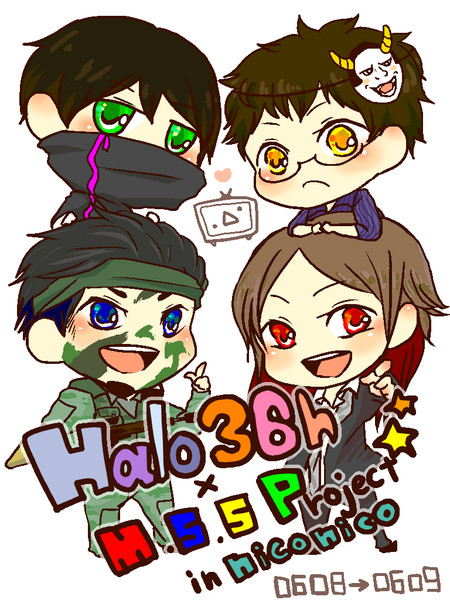 MSSP 祝・Halo公式!