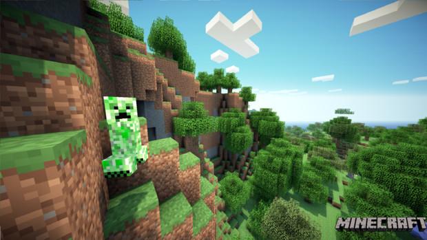 Minecraft PC壁紙 #1