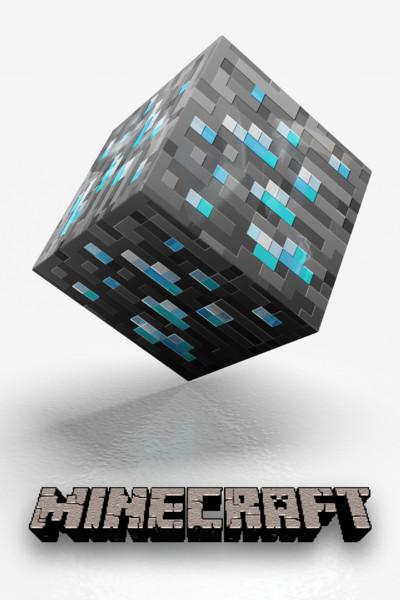 Iphone用minecraft壁紙を作ってみた Simple えれす 珍獣 さんのイラスト ニコニコ静画 イラスト