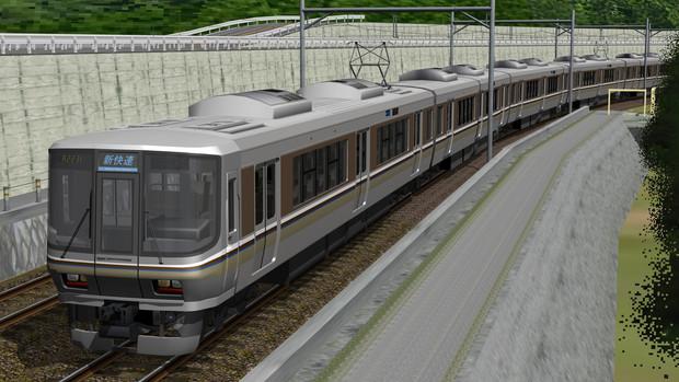 RailSim 223系 その6